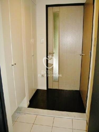 ストーリア品川[604号室]の玄関 ストーリア品川