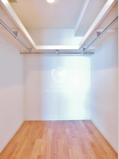 レジディア西麻布1304号室の内装