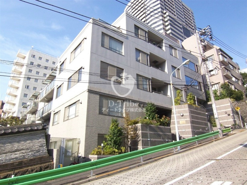 プライムアーバン赤坂の外観写真