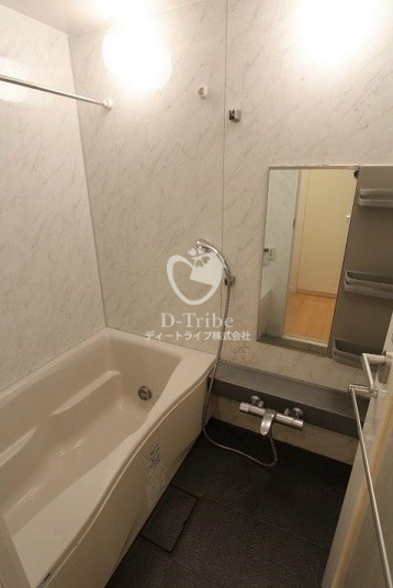 プライムアーバン赤坂[101号室]のバスルーム プライムアーバン赤坂