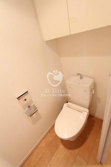 プライムアーバン赤坂[101号室]のトイレ プライムアーバン赤坂