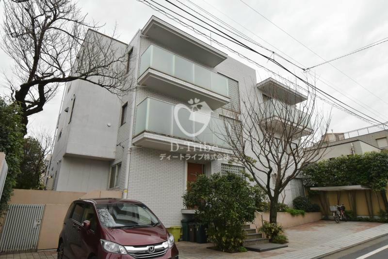 池田山フラッツの外観写真