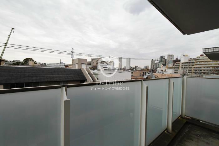 池田山フラッツ3階号室の内装