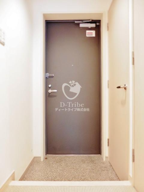 パークプレイス三田[701号室]の玄関 パークプレイス三田