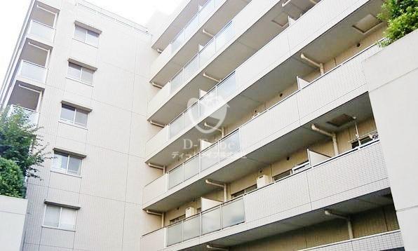 パークプレイス三田701号室の画像