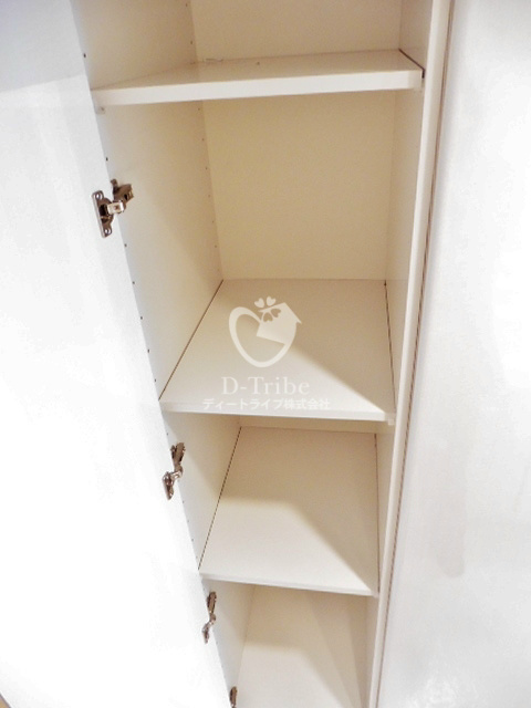 パークプレイス三田701号室の内装