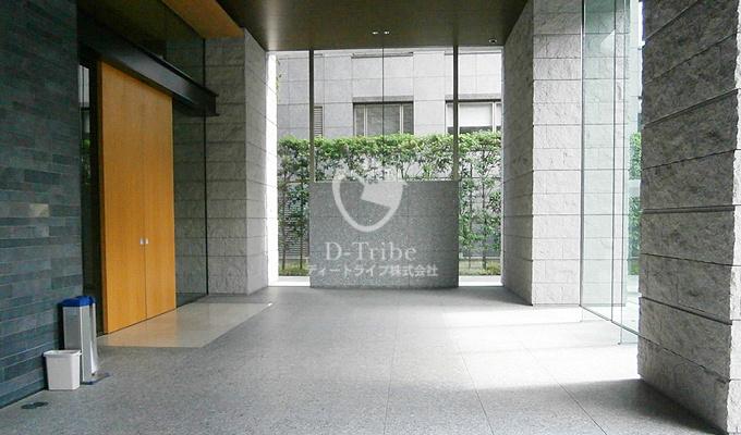 エントランス 赤坂タワーレジデンスTop of the Hill