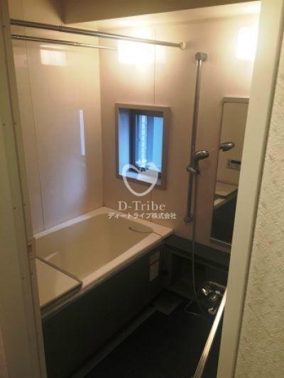 グランドパーク恵比寿センシュアス[6階号室]のバスルーム グランドパーク恵比寿センシュアス