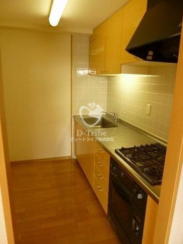 白金台アパートメント[704号室]のキッチン 白金台アパートメント