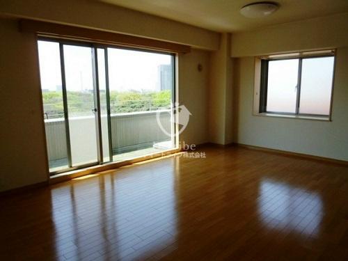 白金台アパートメント[704号室]のリビング 白金台アパートメント