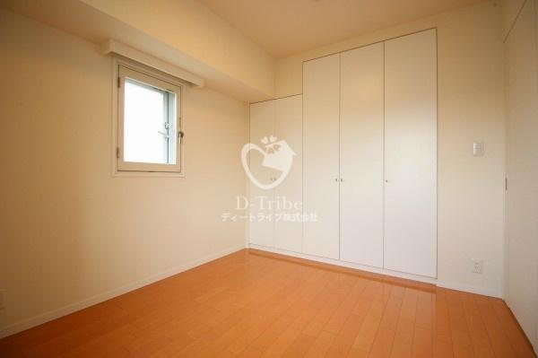 グランスイート南麻布[6階号室]のベッドルーム別部屋参考写真 グランスイート南麻布