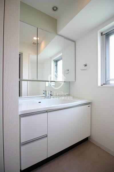 グランスイート南麻布[6階号室]の独立洗面台別部屋参考写真 グランスイート南麻布
