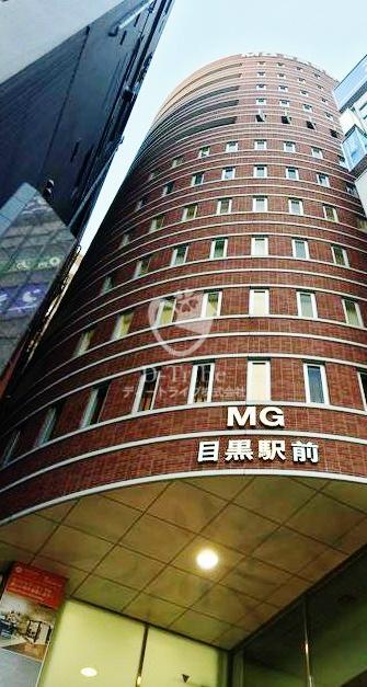 MG目黒駅前[202号室]の外観 MG目黒駅前