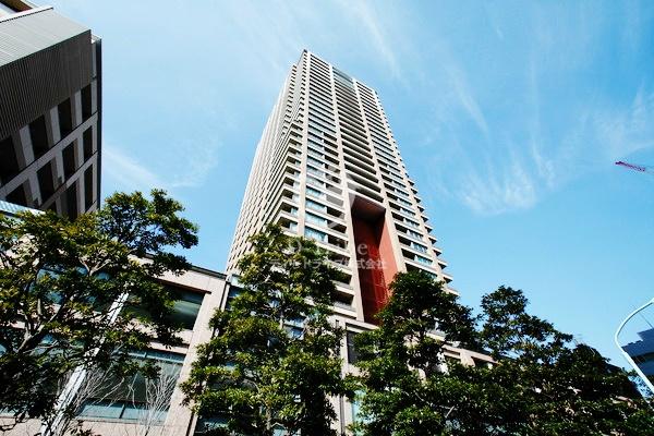 パークコート麻布十番ザタワーの外観写真