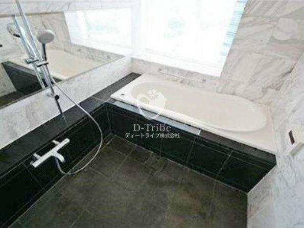 パークコート麻布十番ザタワー[31階号室]の浴室 パークコート麻布十番ザ・タワー