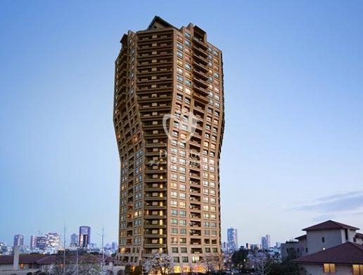 元麻布ヒルズフォレストタワーの外観写真