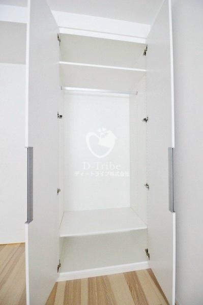 パークマンション三田綱町ザフォレスト8階号室の内装