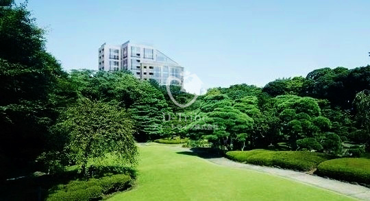 パークマンション三田綱町ザフォレスト8階号室の画像
