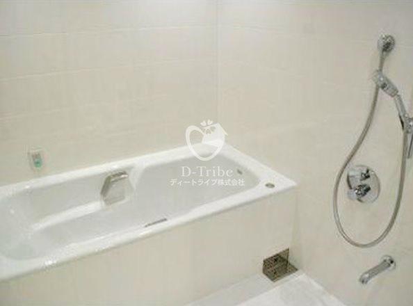 虎ノ門タワーズレジデンス[32階号室]の浴室 虎ノ門タワーズレジデンス