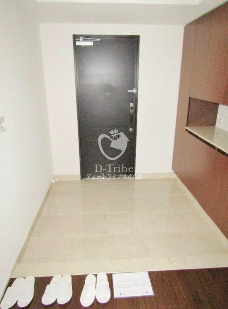 芝浦アイランド グローヴタワー[4802号室]の玄関 芝浦アイランド グローヴタワー