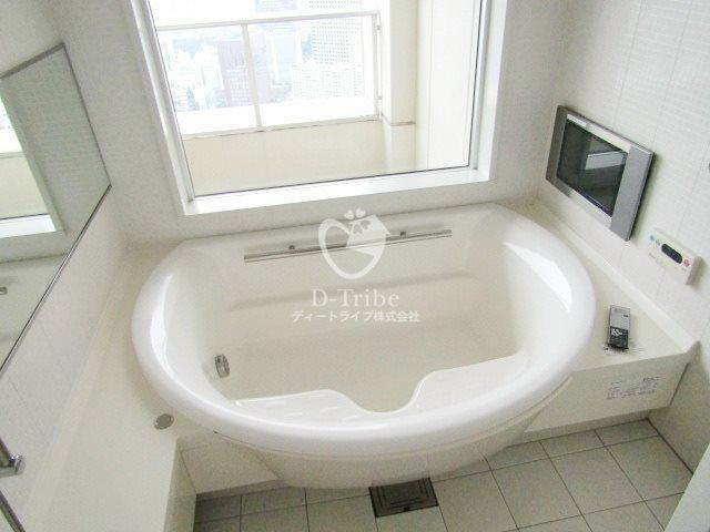 芝浦アイランド グローヴタワー[4802号室]の浴室 芝浦アイランド グローヴタワー