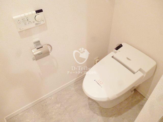 ルフォンプログレ南麻布[405号室]のトイレ ルフォンプログレ南麻布
