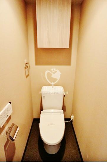 ベルファース芝浦タワー[505号室]のトイレ ベルファース芝浦タワー