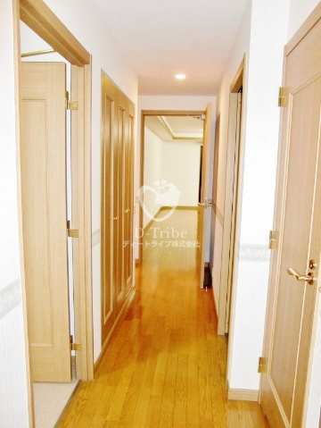 NK青山ホームズ[604号室]の廊下 NK青山ホームズ