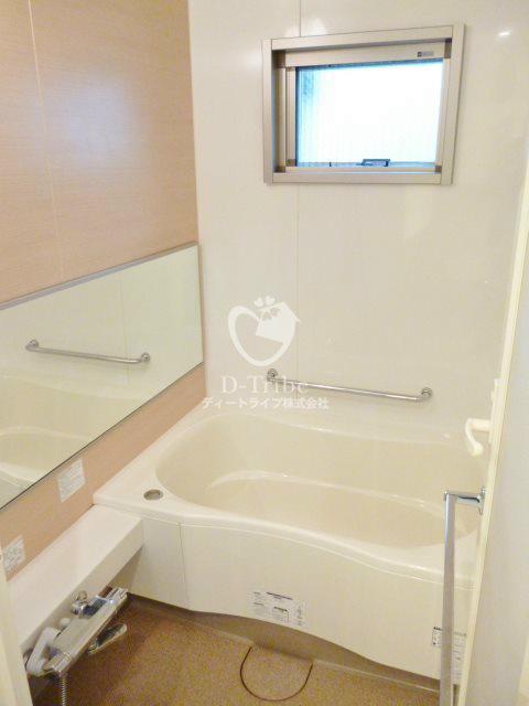KDXレジデンス西麻布[602号室]の浴室 KDXレジデンス西麻布
