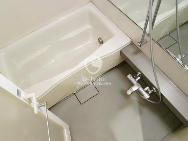 アビティ目黒[411号室]のバスルーム アビティ目黒