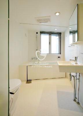 カスタリア恵比寿[302号室]の浴室 カスタリア恵比寿