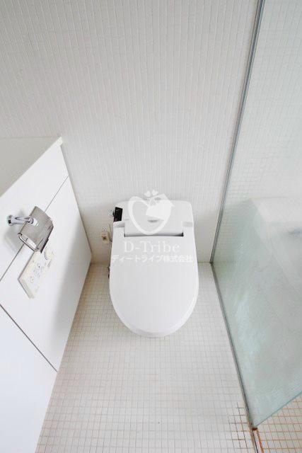 カスタリア恵比寿[302号室]のトイレ カスタリア恵比寿