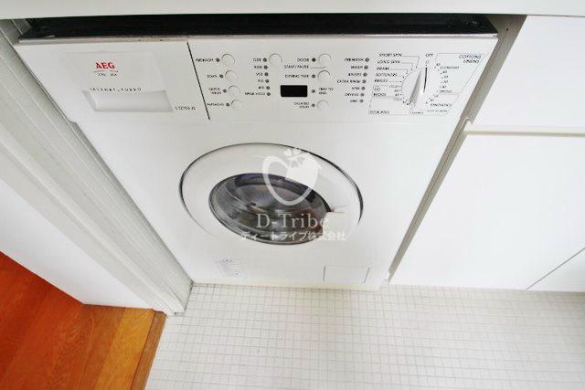 洗濯機 カスタリア恵比寿