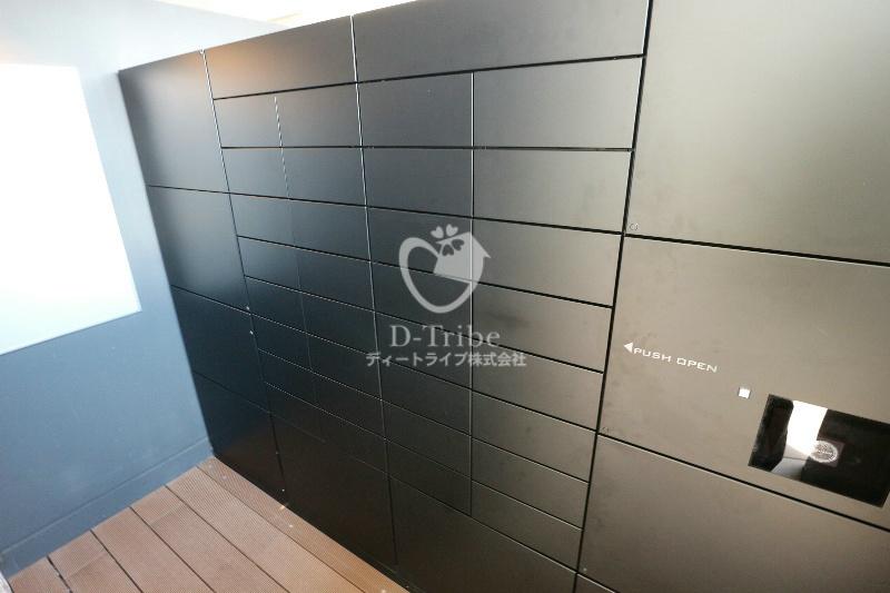 宅配ボックス メゾンビスタ渋谷宇田川