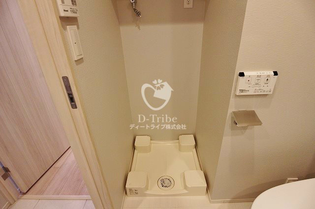 洗濯機置き場 メゾンビスタ渋谷宇田川
