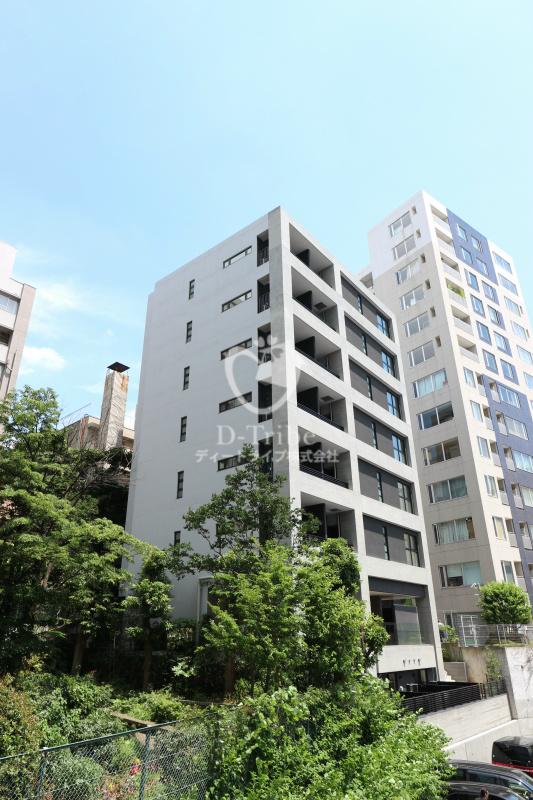 メゾンビスタ渋谷宇田川の外観写真