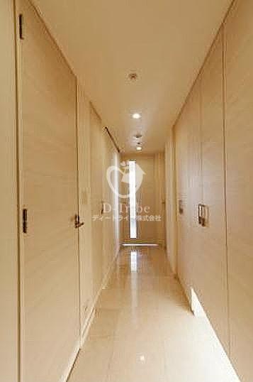 パークアクシス御成門2002号室の内装