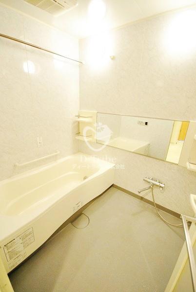 KDXレジデンス白金1[306号室]のバスルーム KDXレジデンス白金1