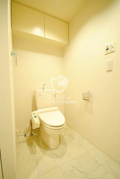 KDXレジデンス白金1[306号室]のトイレ KDXレジデンス白金1