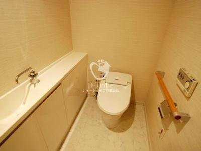 深沢ハウス[702号室]のトイレ 深沢ハウス