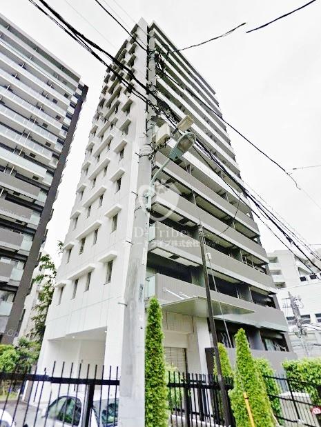 パークアクシス渋谷桜丘サウスの外観写真