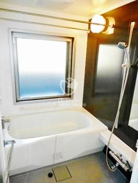 パークアクシス渋谷桜丘サウス[201号室]のバスルーム パークアクシス渋谷桜丘サウス