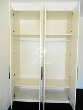 パークアクシス渋谷桜丘サウス201号室の内装