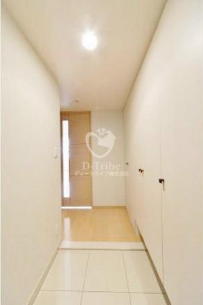 MFPR目黒タワー[1708号室]の玄関 MFPRコート目黒南