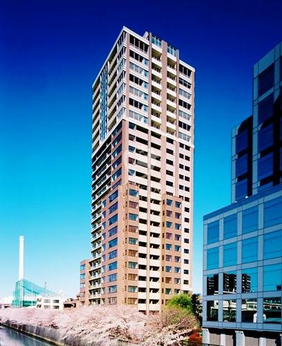 外観 MFPR目黒タワー