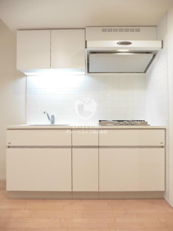 レジデンス白金コローレ[102号室]のキッチン レジデンス白金コローレ
