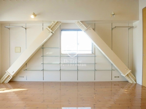 エルスタンザ代官山101号室の内装