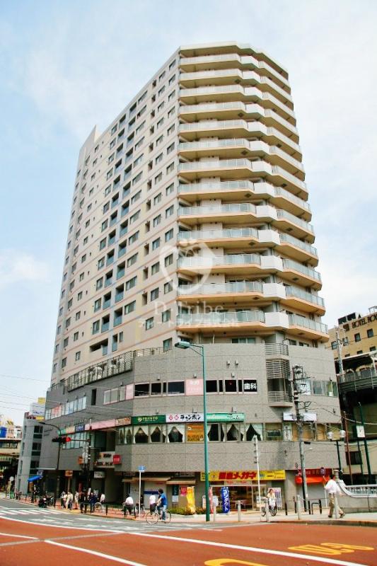 リビオ五反田プラグマGタワーの外観写真