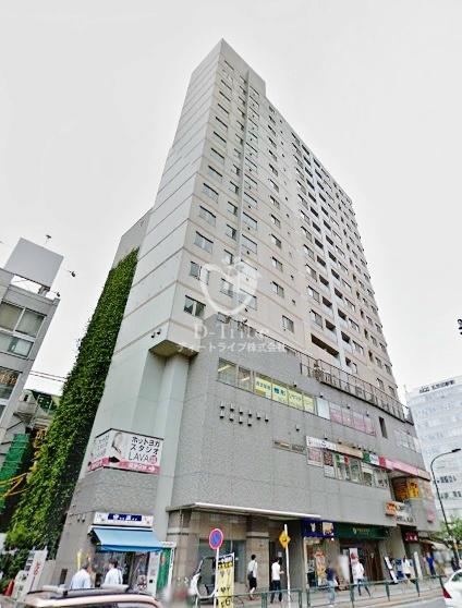 外観 リビオ五反田プラグマGタワー