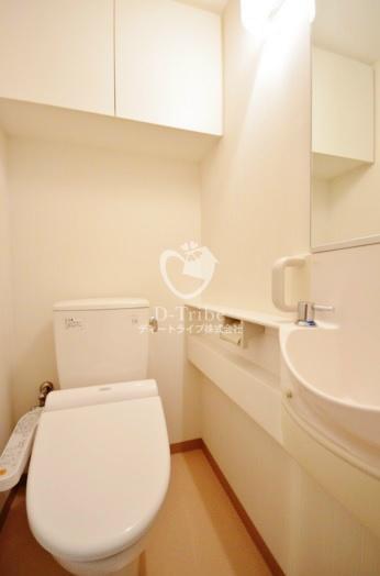 リビオ五反田プラグマGタワー[1001号室]のトイレ リビオ五反田プラグマGタワー